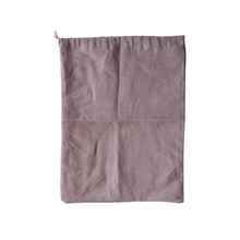 Load image into Gallery viewer, MIKROKLIMAT - Multipurpose Linen Bag / Purple