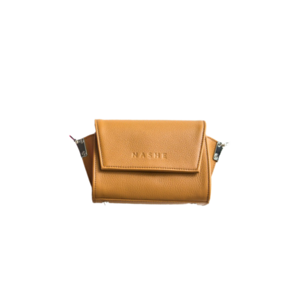 NASHE - Switch Bag / Camel - Yuugen Store