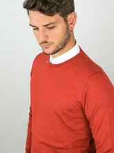 Load image into Gallery viewer, FORTUNALE - BETA Man's Wool Sweater / Red
