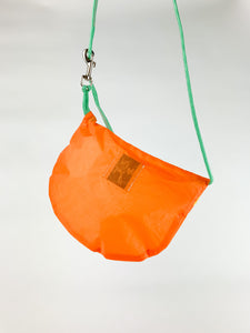 TheVIVgoods - U.Bag x Paraglider Edition / orange - green