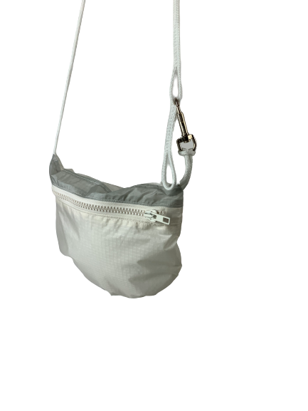 TheVIVgoods - U.Bag x Paraglider Edition / white - gray