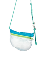Load image into Gallery viewer, TheVIVgoods - U.Bag x Paraglider Edition / white - blue