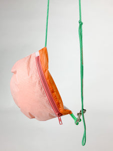 TheVIVgoods - U.Bag x Paraglider Edition / white - pink - green