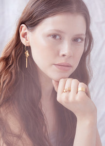 EVA JEWELLERY - Corn Flakes 1 Earrings