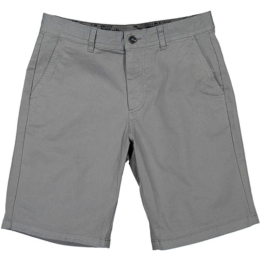 PANAREHA - TURTLE Bermuda Shorts / Grey