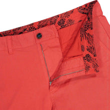 Load image into Gallery viewer, PANAREHA - TURTLE Bermuda Shorts / Light Red
