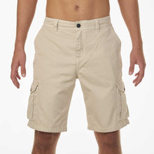Load image into Gallery viewer, PANAREHA - CRAB Cargo Shorts / Beige