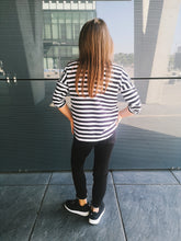 Load image into Gallery viewer, OJ TAM LITTLE - Striped Blouse - Yuugen Store
