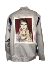 Load image into Gallery viewer, EXPRIMERE_TE - Vintage Moleskine Jacket