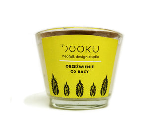 "BOOKU - ""Shepherd´s Refreshment"" Candle"