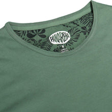Load image into Gallery viewer, PANAREHA - MARGARITA Pocket T-shirt / Green