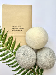 EcoShack Organic Wool Dryer Balls