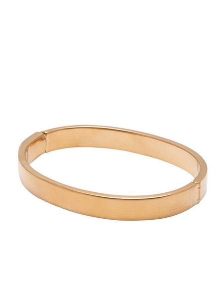 Skyfall Gold Stud Bangle - Nialaya Jewelry  - 3