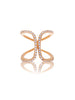 Nialaya Fashion Ring Gold - Nialaya Jewelry  - 1