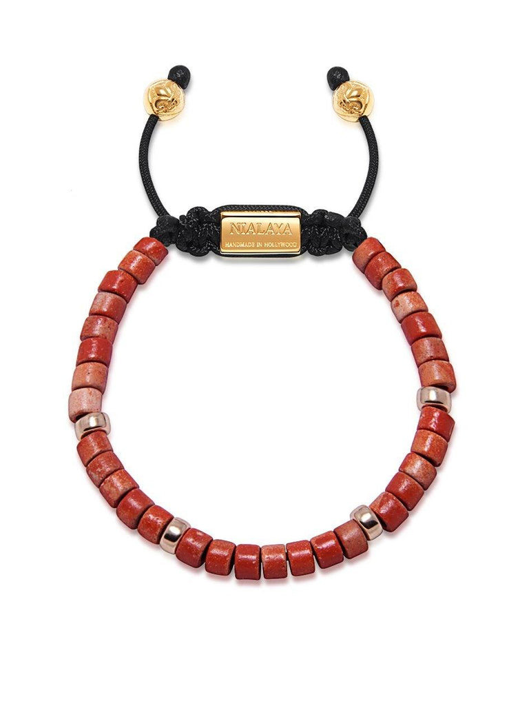 The Tulum Collection  - Red Ceramic and Gold