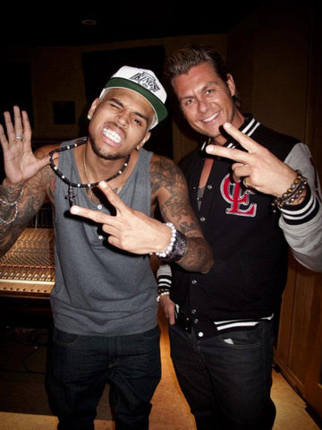 Chris Brown - Nialaya Jewelry  - 1