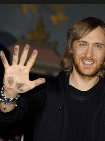 David Guetta - Nialaya Jewelry  - 1
