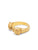 Women's Panther Ring in Gold