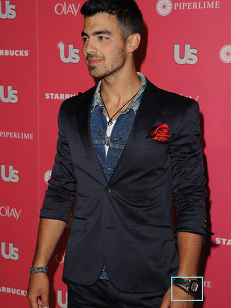 Joe Jonas - Nialaya Jewelry  - 1