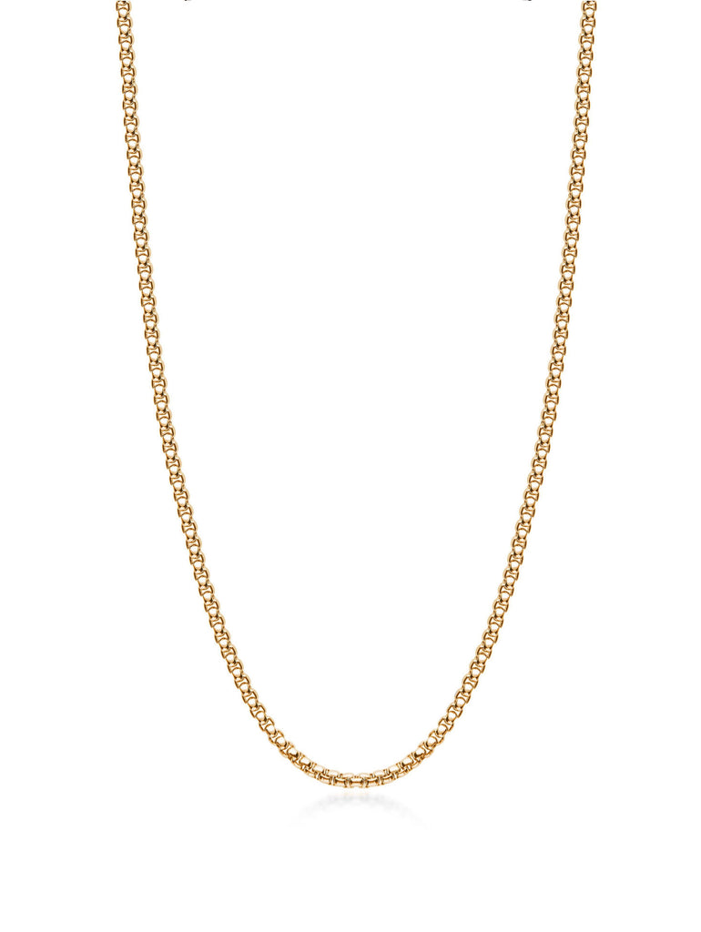 Men's Gold Chain - Nialaya Jewelry