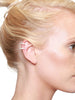 Skyfall Gold Jewel Ear Cuff - Nialaya Jewelry  - 2