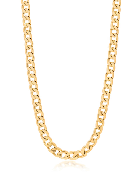Chunky Gold Link Chain