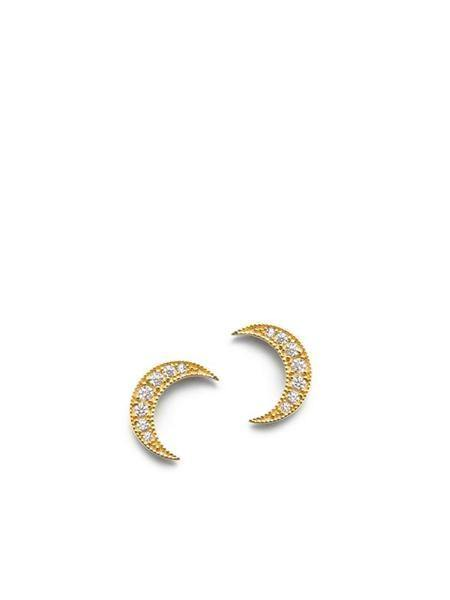 Skyfall Moon Earrings