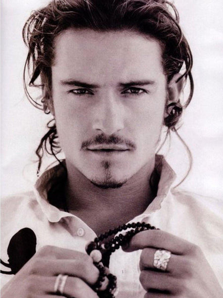 Orlando Bloom - Nialaya Jewelry
