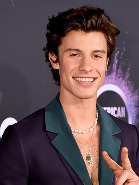 Shawn Mendes - Nialaya Jewelry
