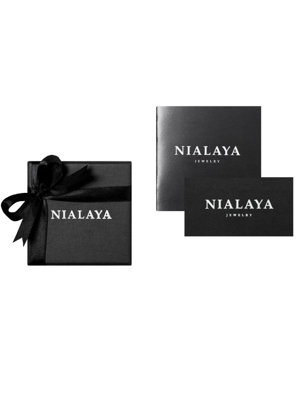 1 Bracelet Re-Size and Domestic Shipping - NIALAYA INC