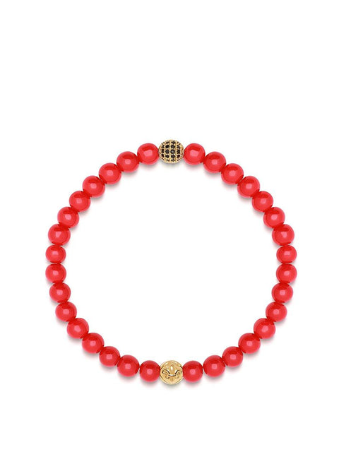 Unisex Tribute Trifocal Collection - Red and Gold