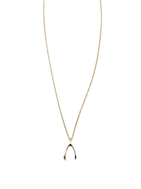 Women's 14K Gold Collection Necklace - Nialaya Jewelry  - 1