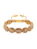 Women's Beaded Bracelet with Dorje LUX Beads - Nialaya Jewelry  - 1