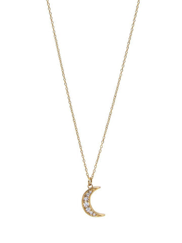 Skyfall Moon Necklace