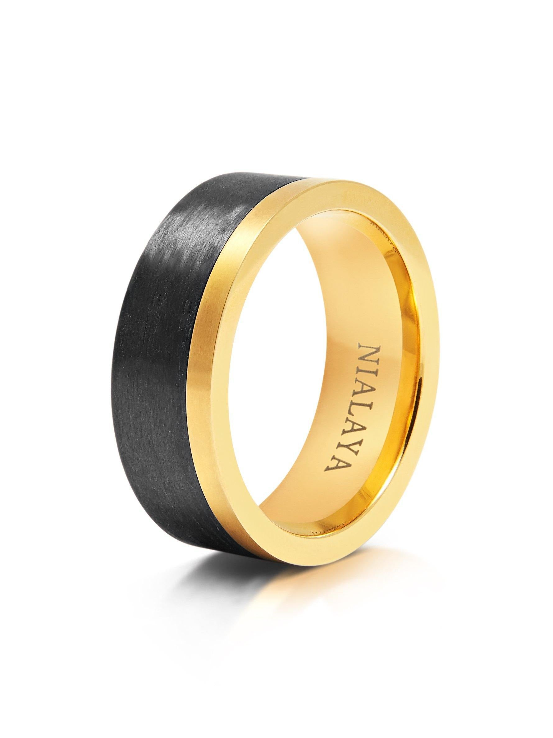 rose wedding band media bands tricolor mens ring s men gold