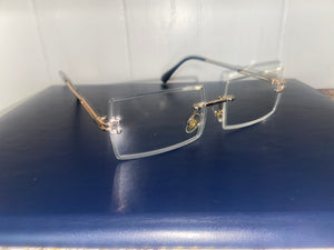 Clear Frameless Eye Protectors