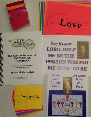 Teacher Starter Kit - In the Christian Classroom