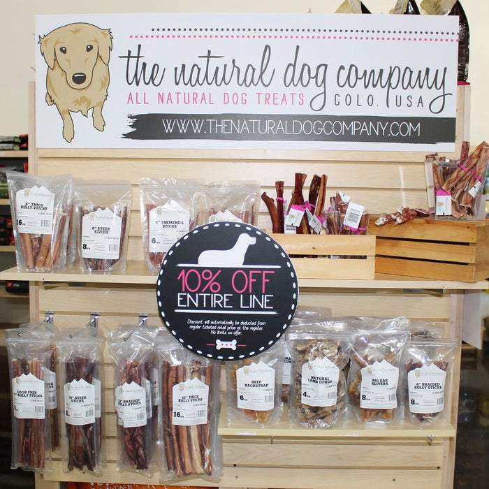 Merchandising Tips For Your Dog Treat And Chew Section