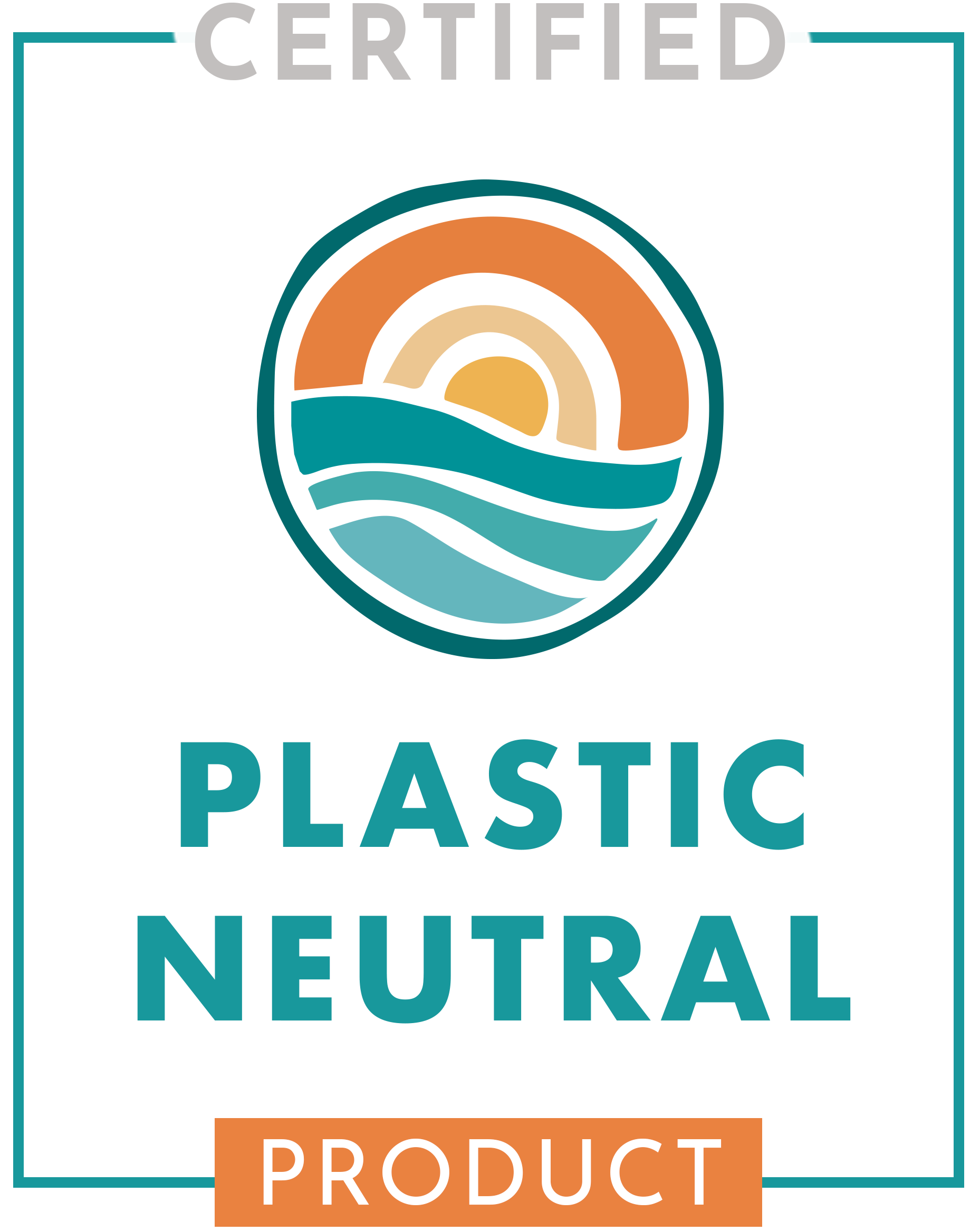 Plastic Neutral Certified