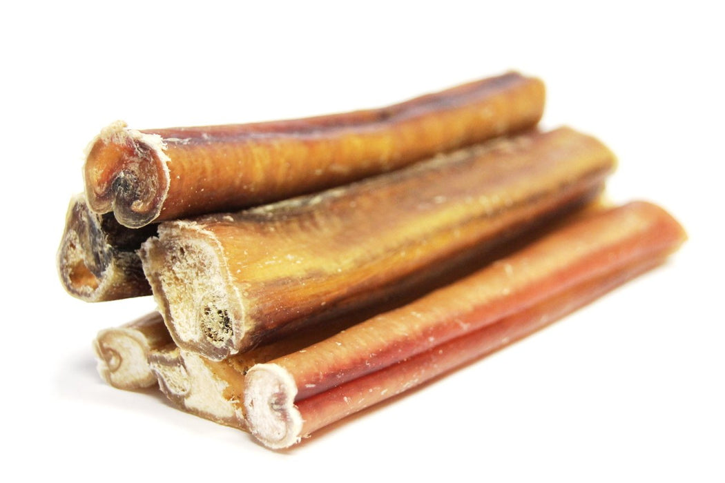 "6"" Thick Bully Sticks - Odor Free"