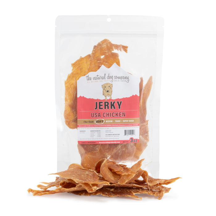 USA Chicken Jerky - 3 oz