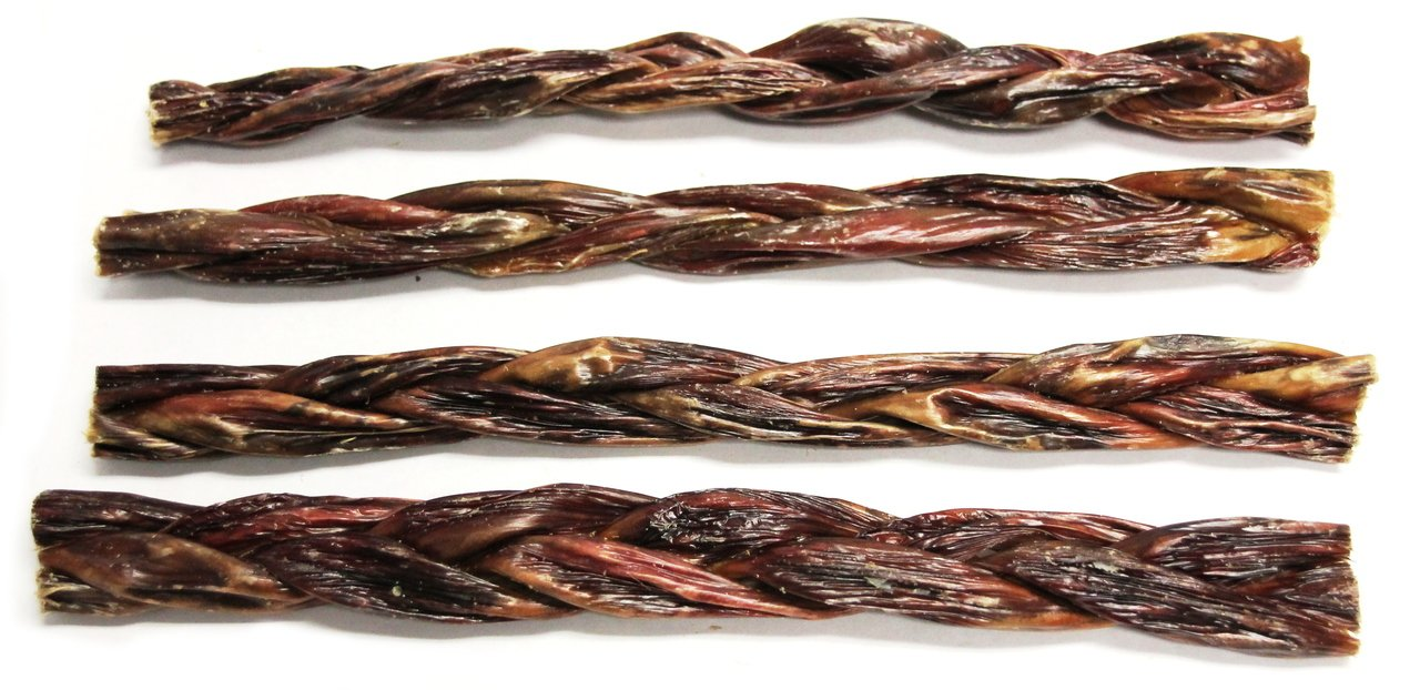 "12"" Braided Gullet Sticks"