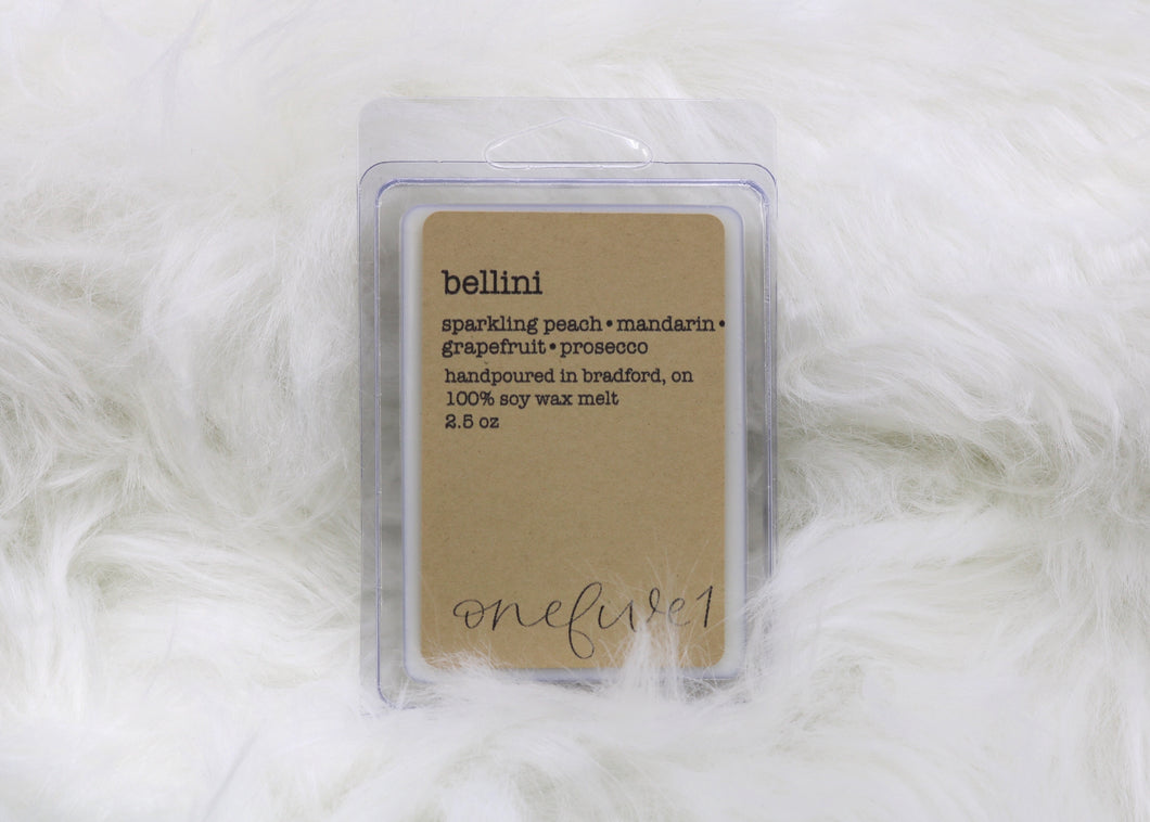 bellini wax melt