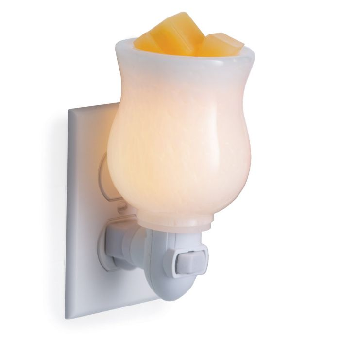 wax melt warmer plug moonstone