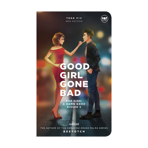 eBook: Good Girl Gone Bad (For Hire: A Damn Good Kisser 2)