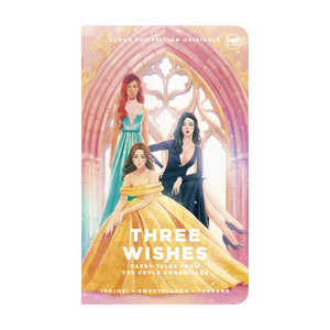 eBook: Three Wishes: Tales From The Ceyla Chronicles