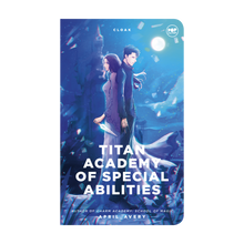 Load image into Gallery viewer, eBook: Titan Academy of Special Abilities