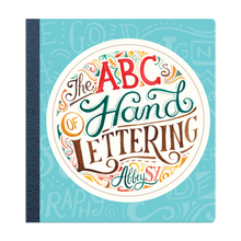 Load image into Gallery viewer, ABC Hand Lettering