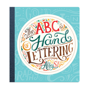 ABC Hand Lettering