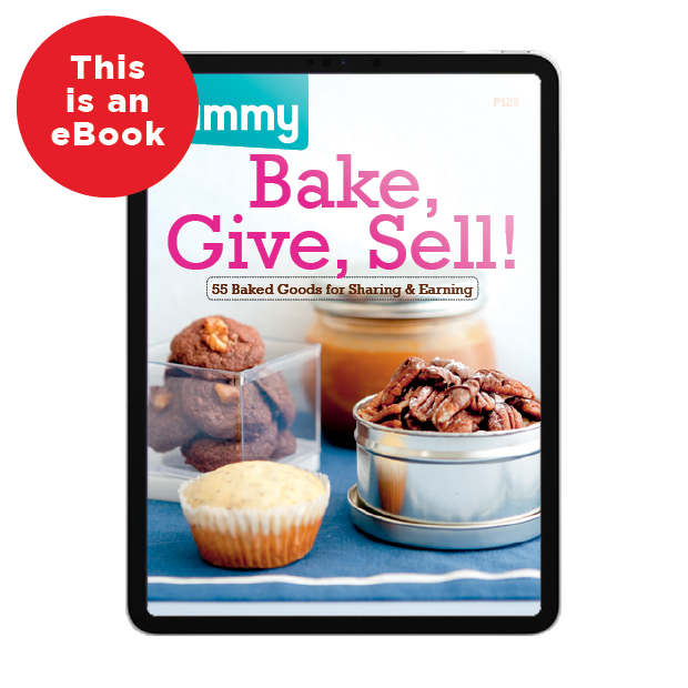 eBook: Bake, Give, Sell!